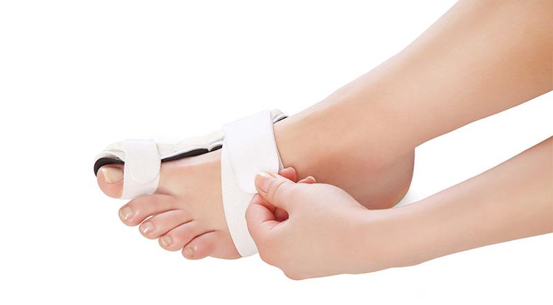 longeta za stopalo