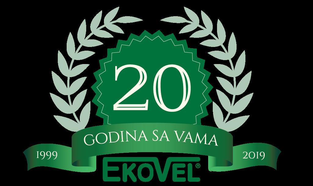ekovel 20 godina